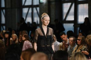 Lee Mathews Celebrated 20 Years at MBFWA with a Retrospective Collection