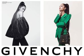 Givenchy's New Ariana Grande Campaign Is Here